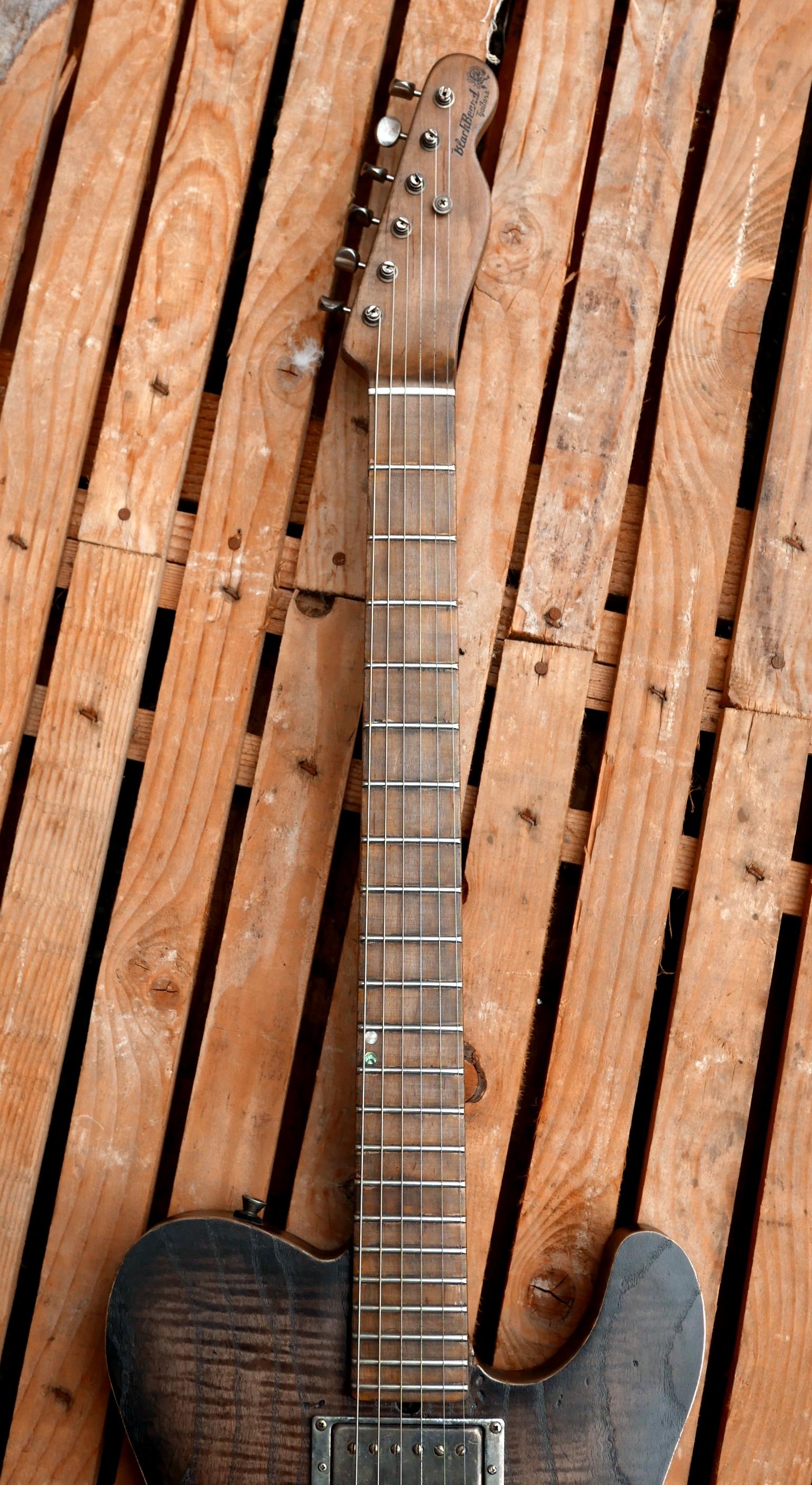 tastiera in acero chitarra tasti jumbo