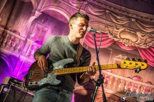 Stefano Redaelli e il suo Precision Bass Blackbeard