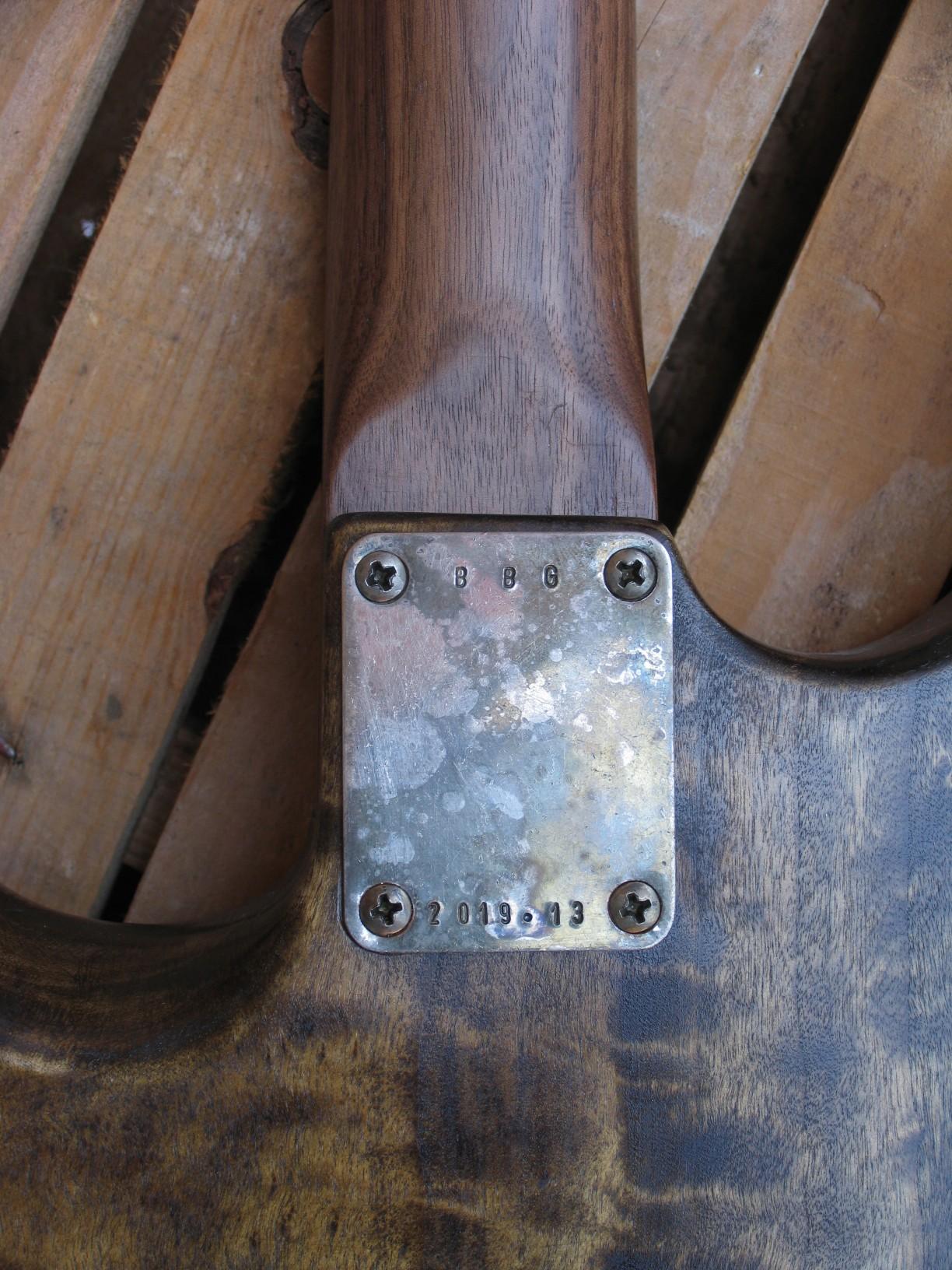 Piastra manico Stratocaster