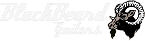 Logo Blackbeard guitars