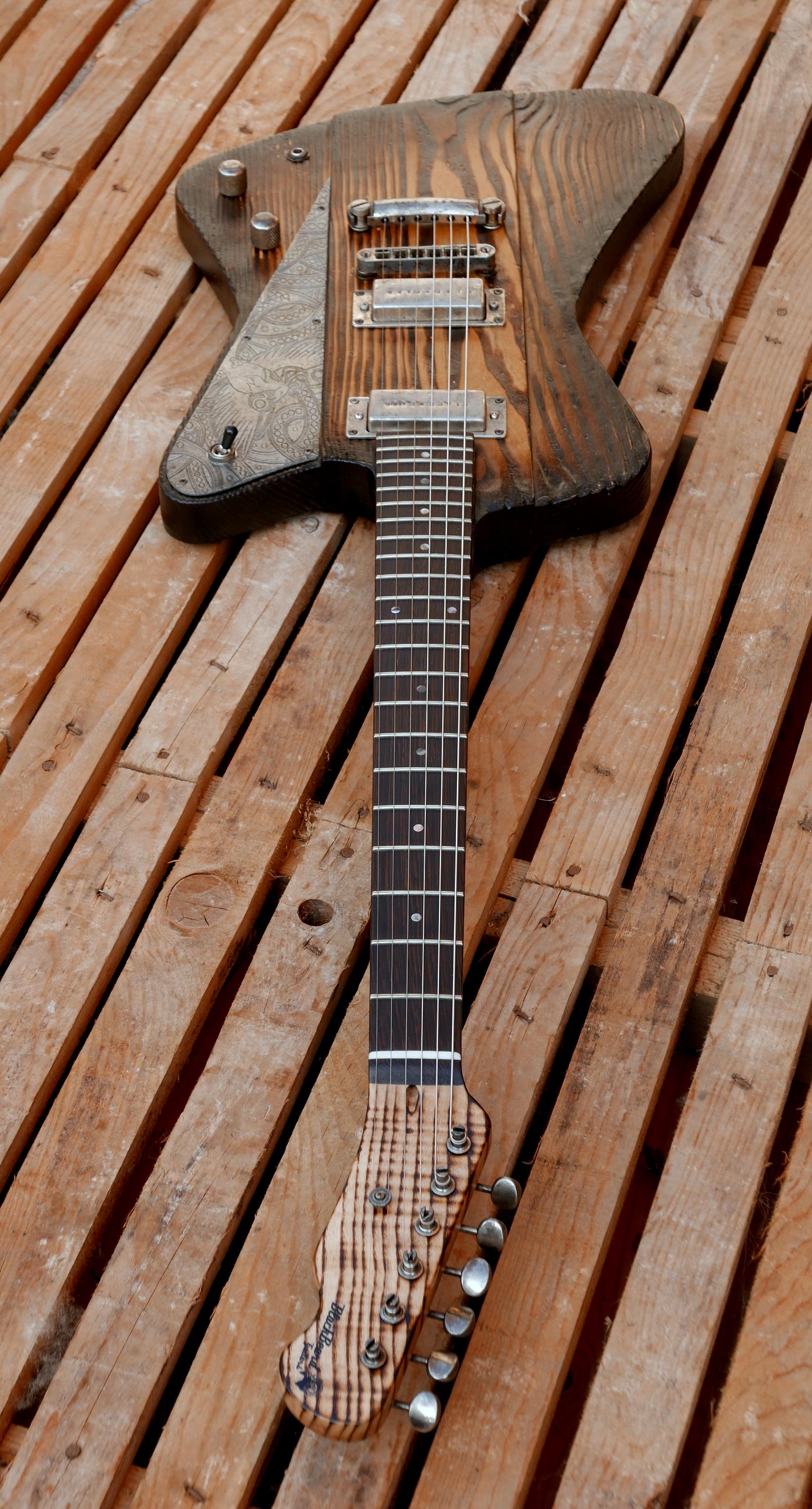 chitarra vista panoramica