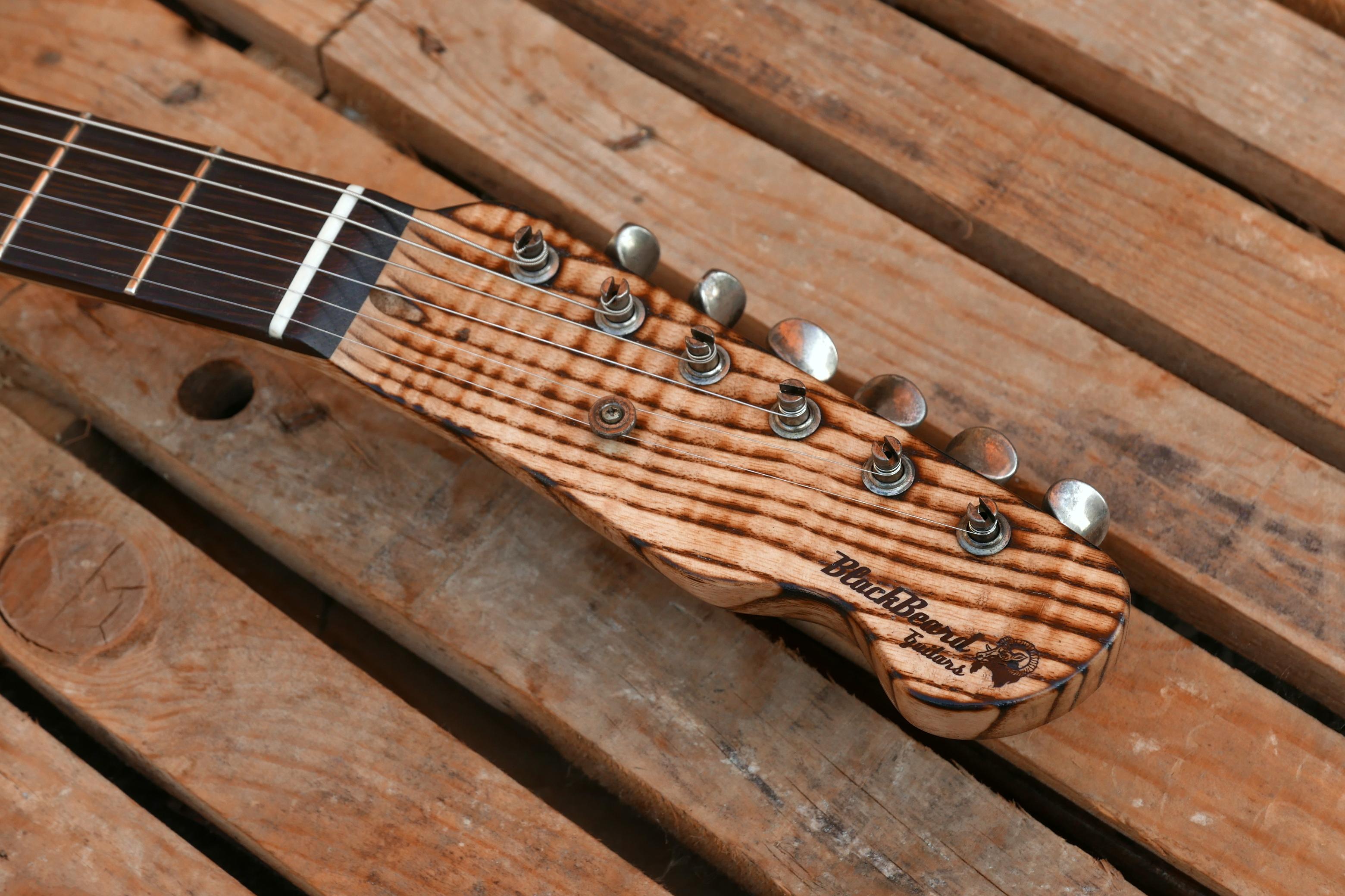 paletta chitarra in frassino