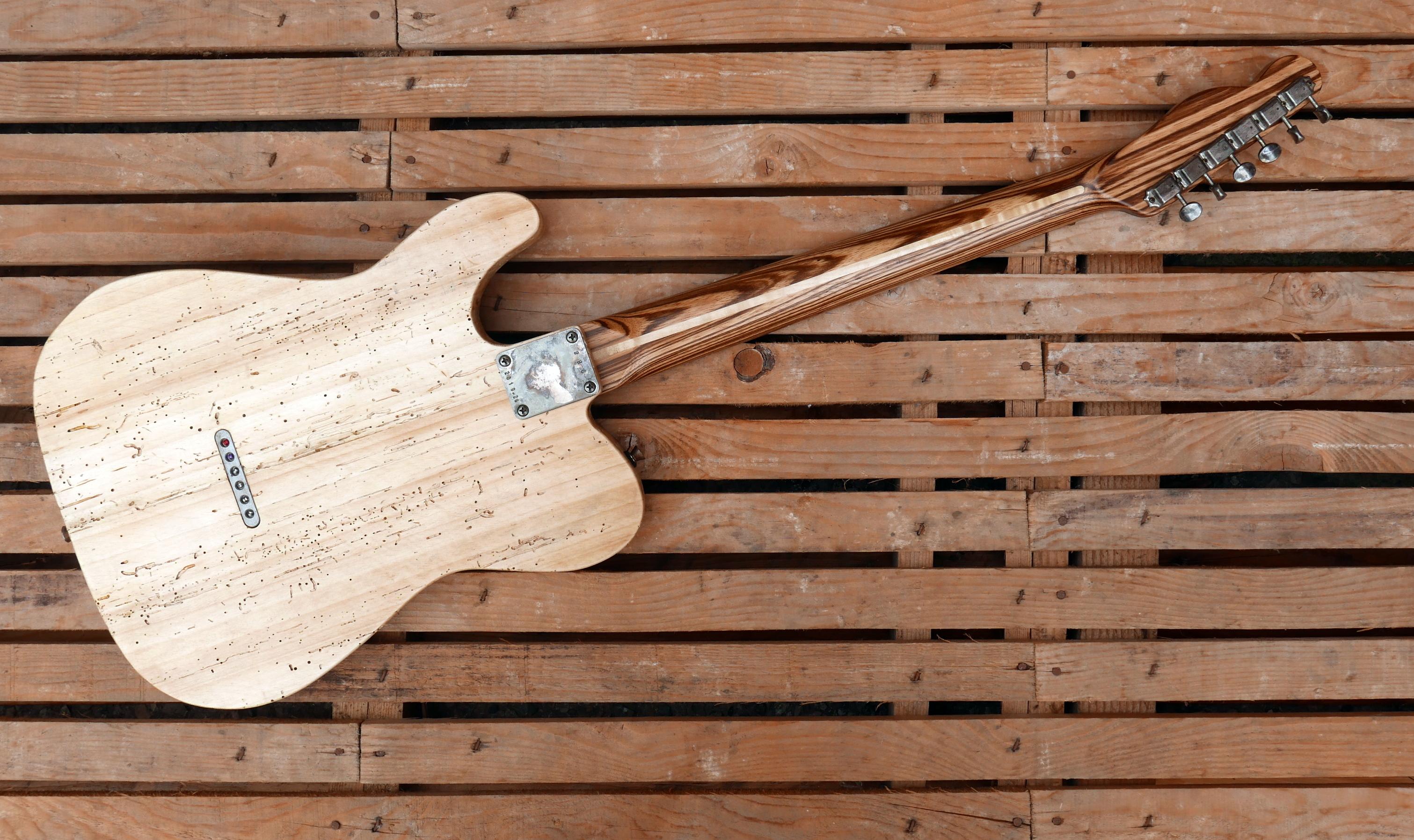 retro chitarra telecaster