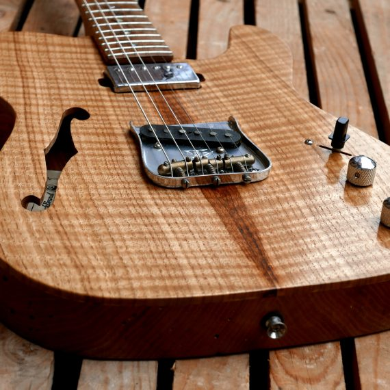body chitarra telecaster