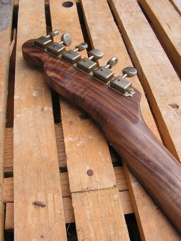 paletta chitarra retro