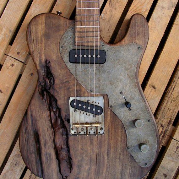 body chitarra