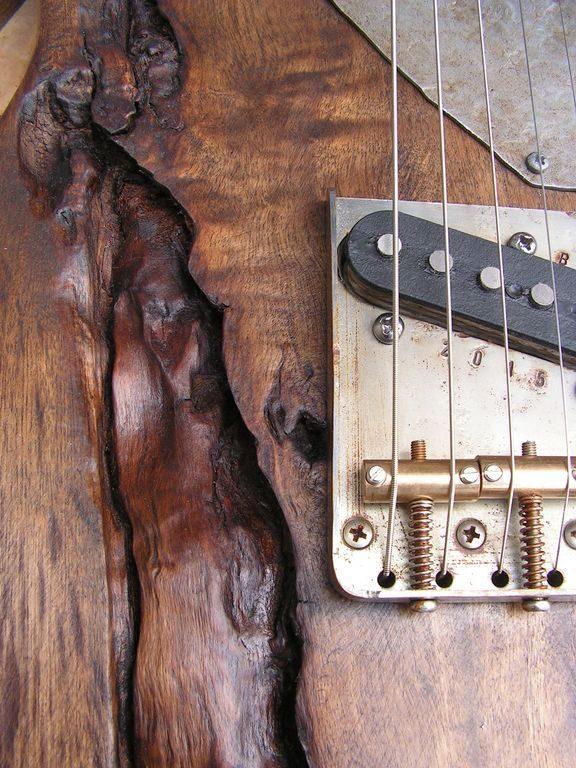 dettaglio ponte e legno
