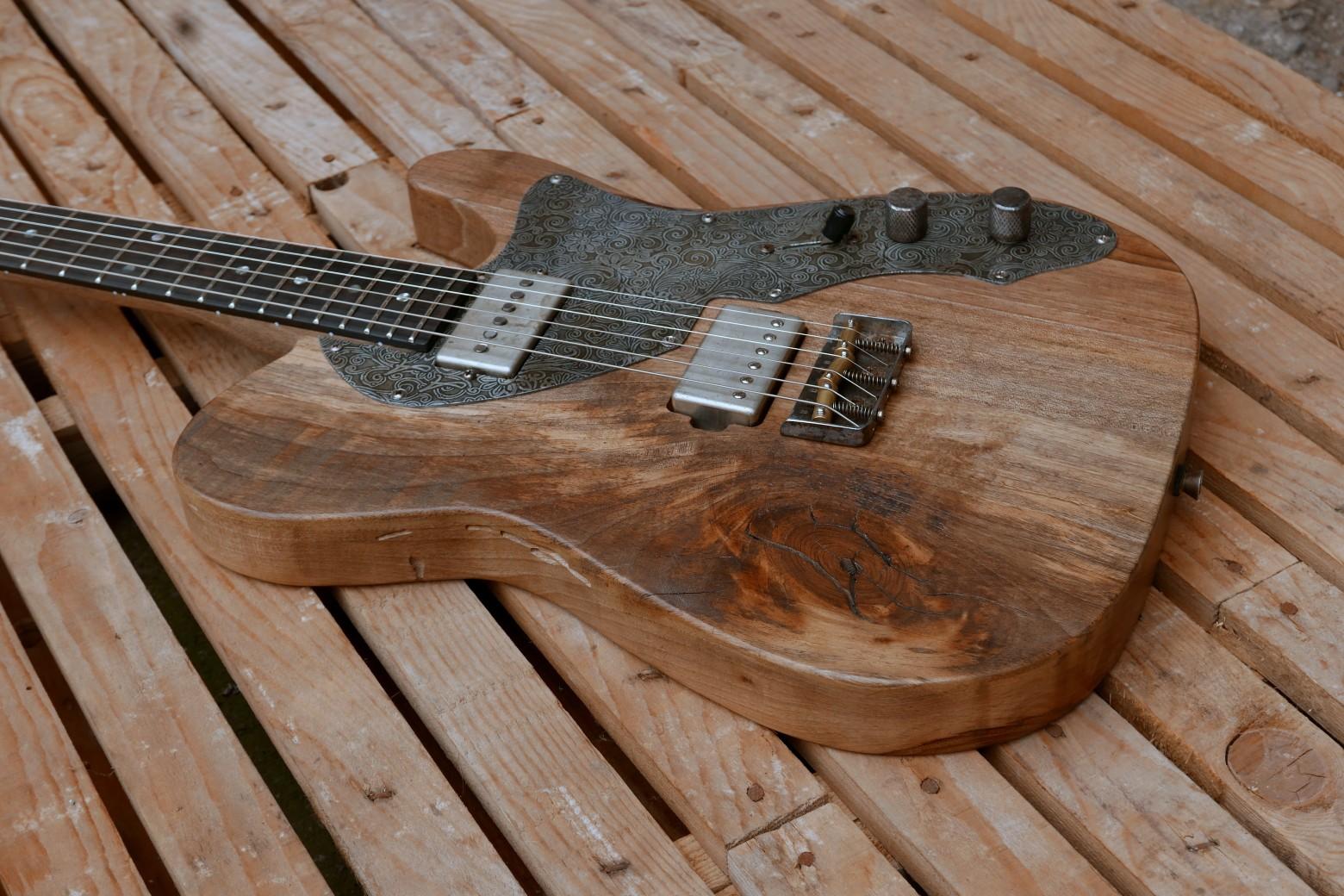corpo chitarra