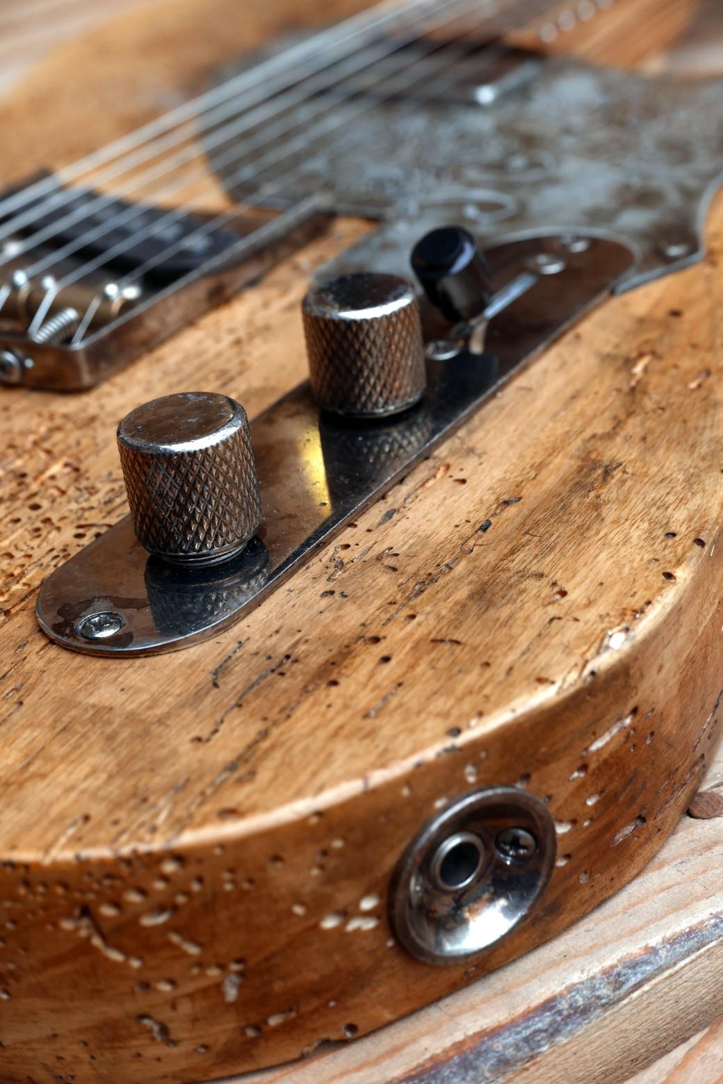controlli chitarra