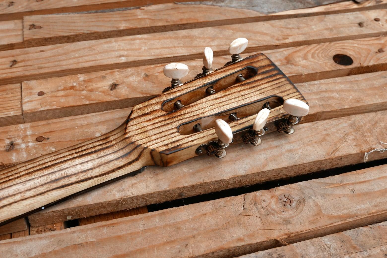 paletta chitarra slotted
