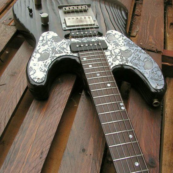 tastiera chitarra