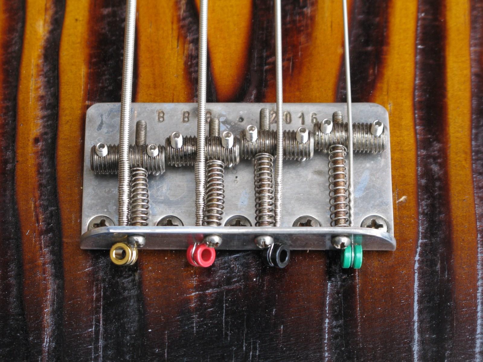 ponte precision bass