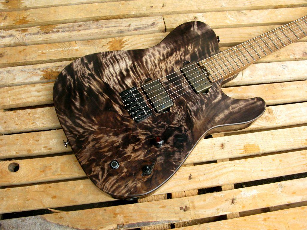 pody chitarra telecaster