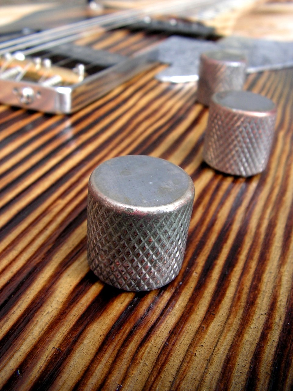 knobs guitar