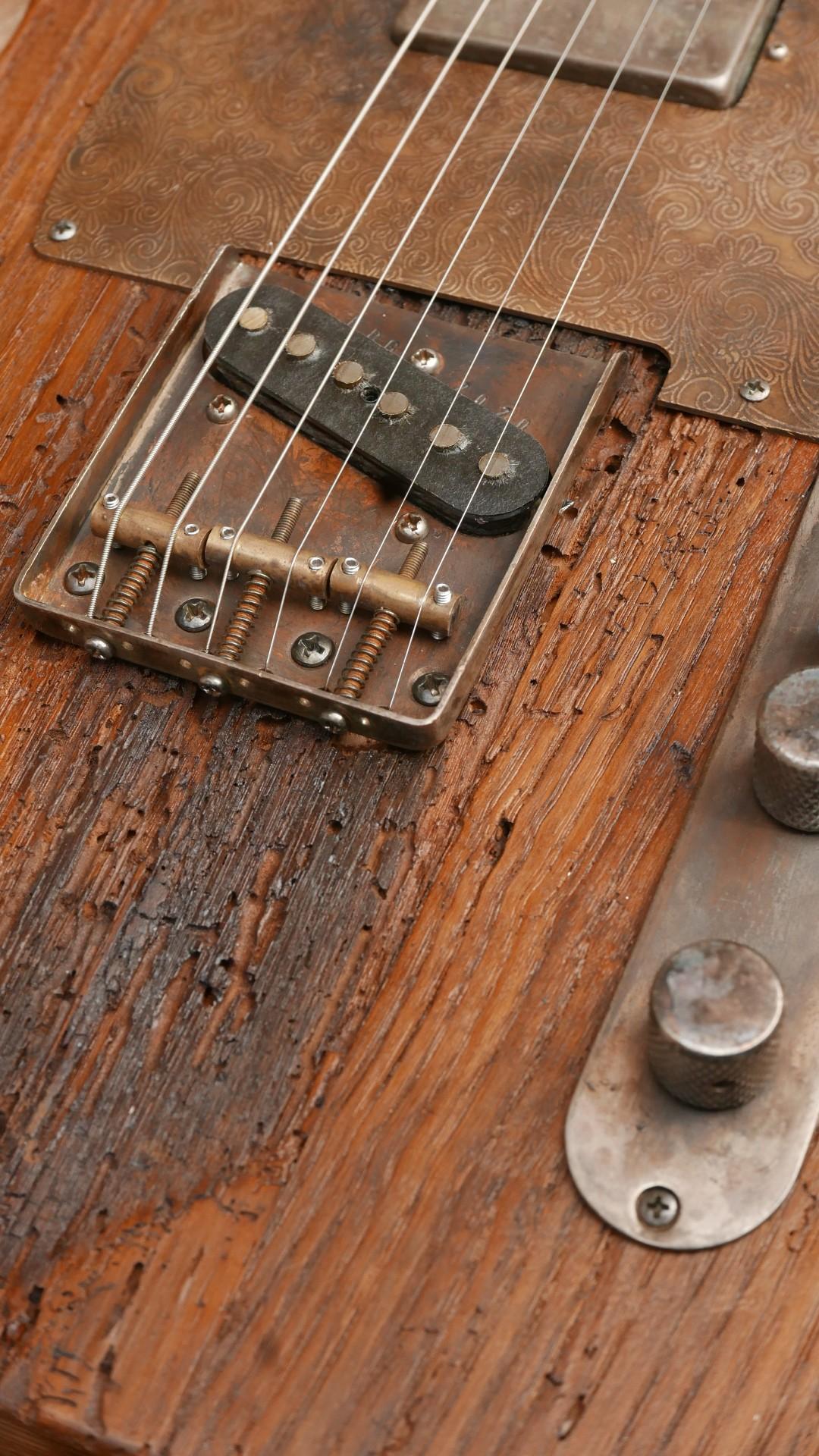chitarra telecaster ponte