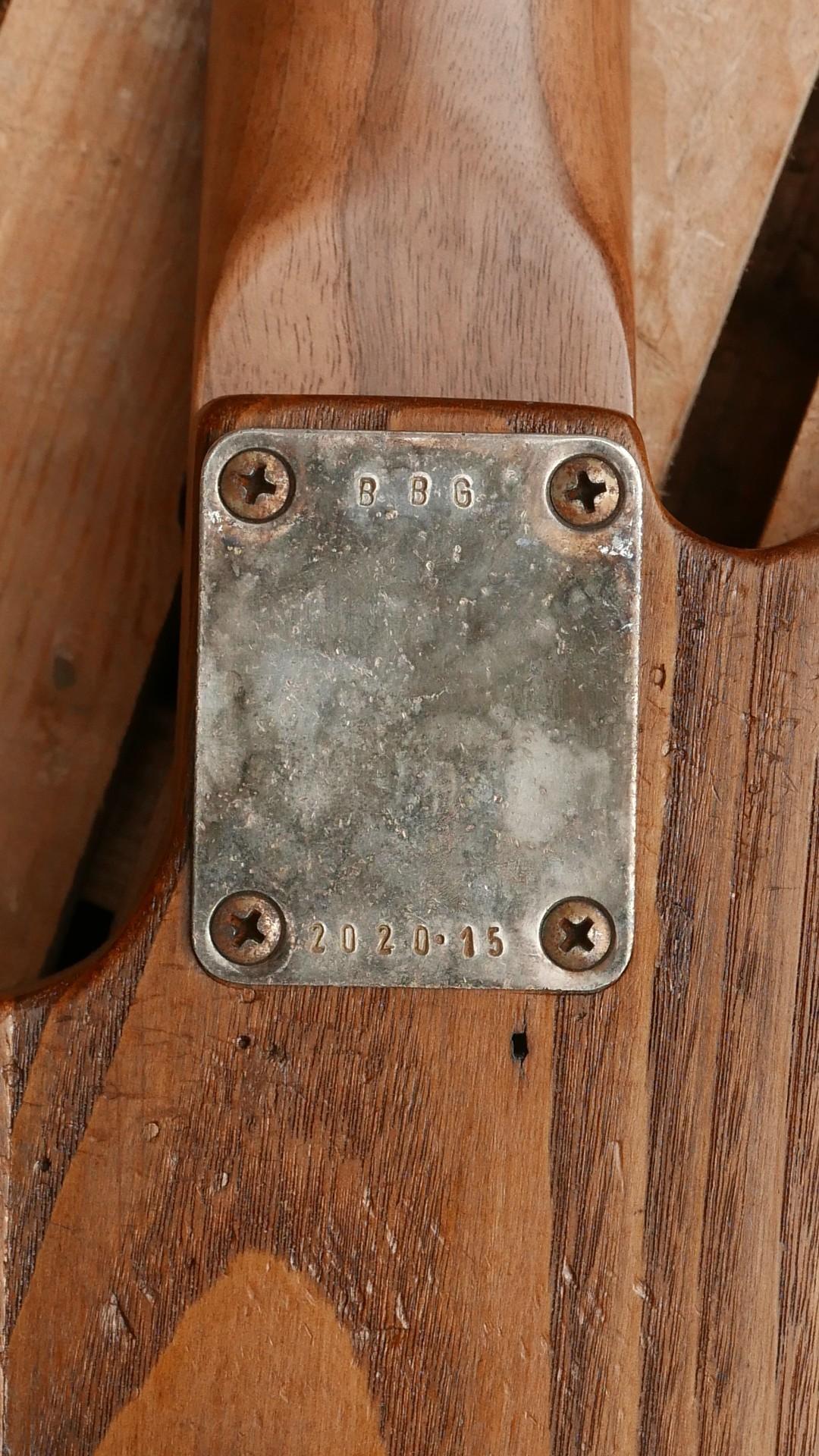 chitarra telecaster placca manico