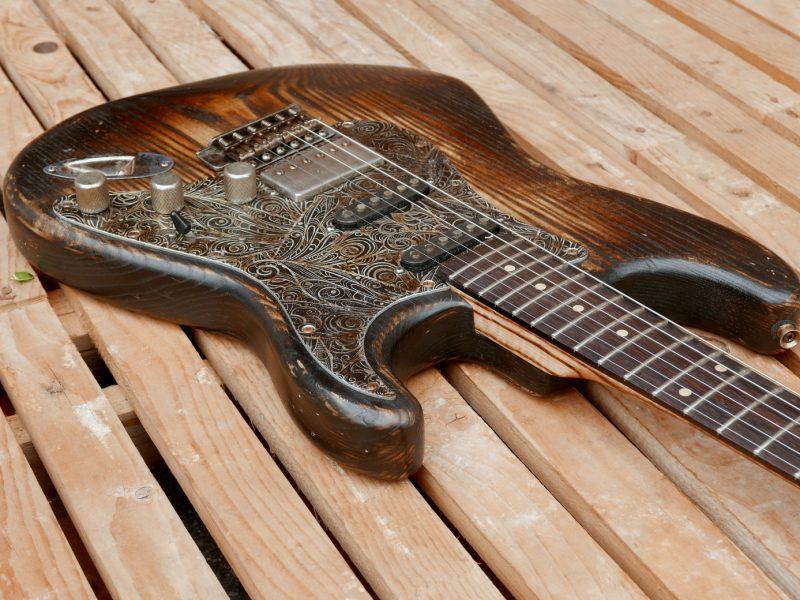 chitarra stratocaster