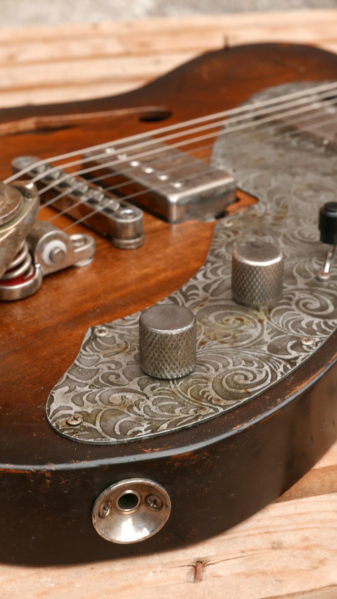 controlli chitarra elettrica