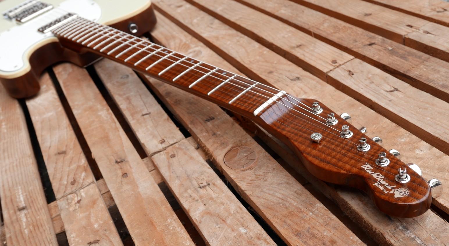 chitarra telecaster manico