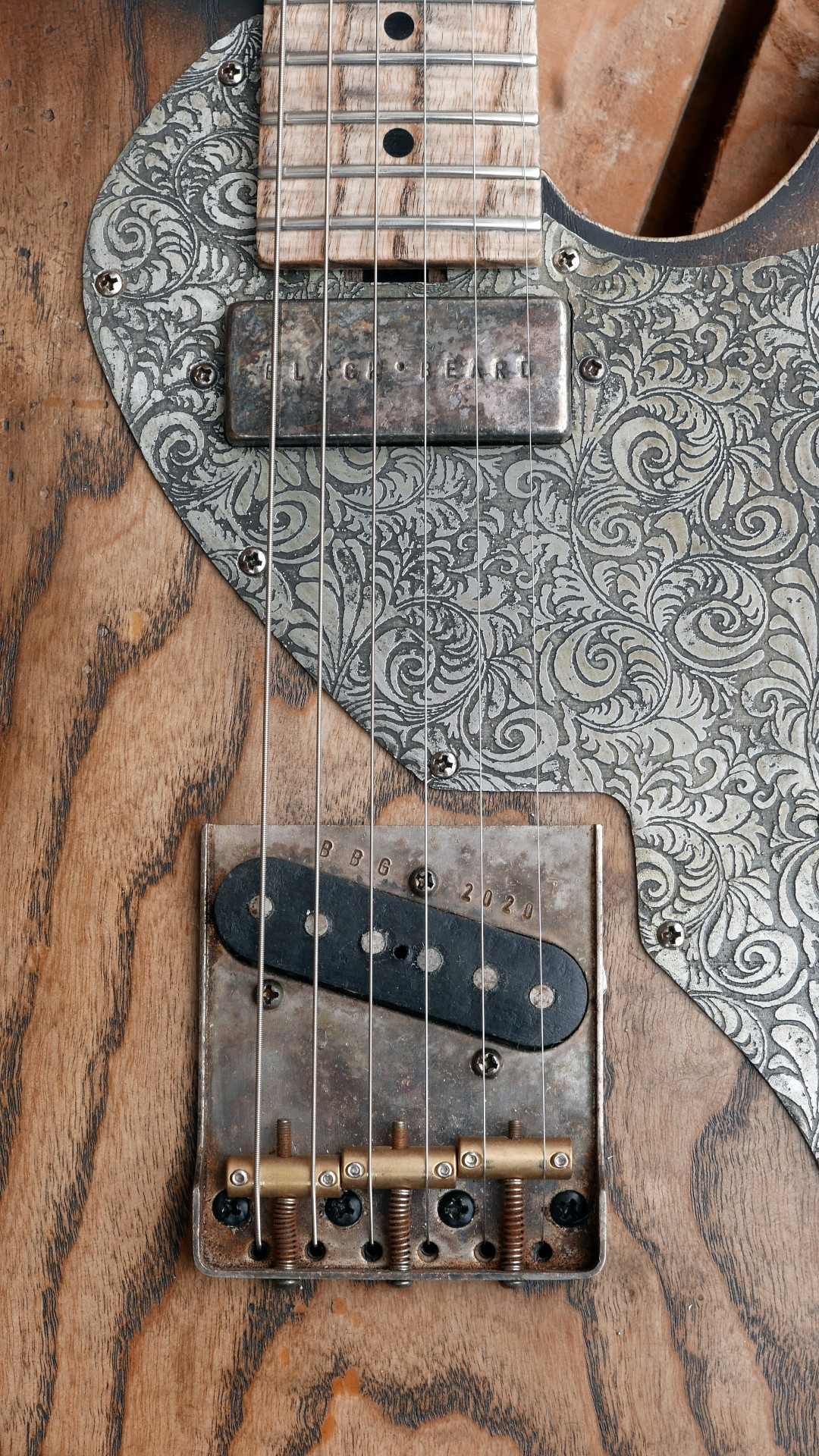 chitarra telecaster pickups ponte