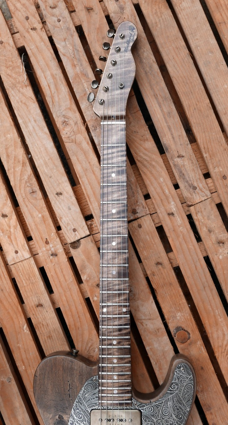 telecaster guitar neck
