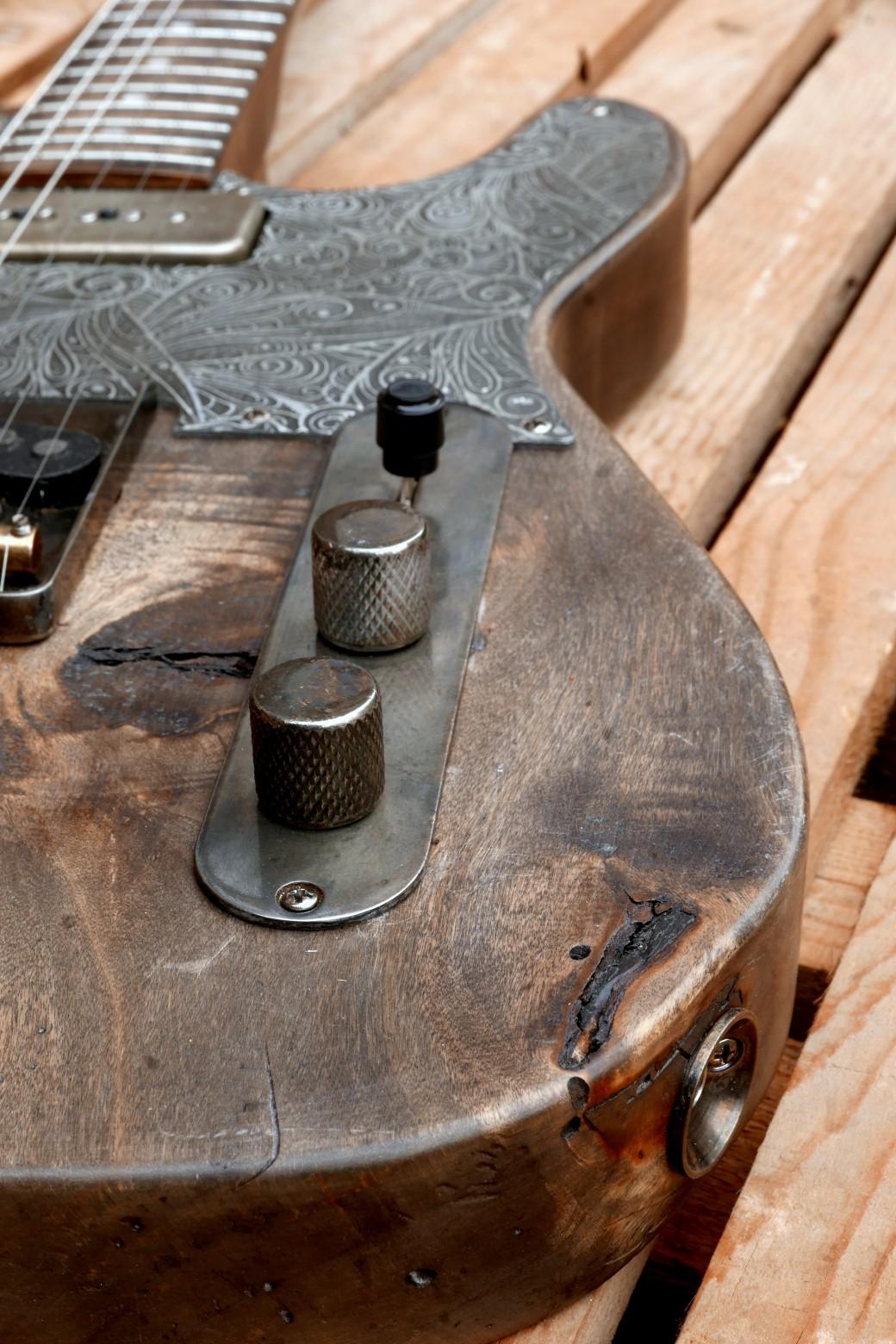 telecaster guitar control plate