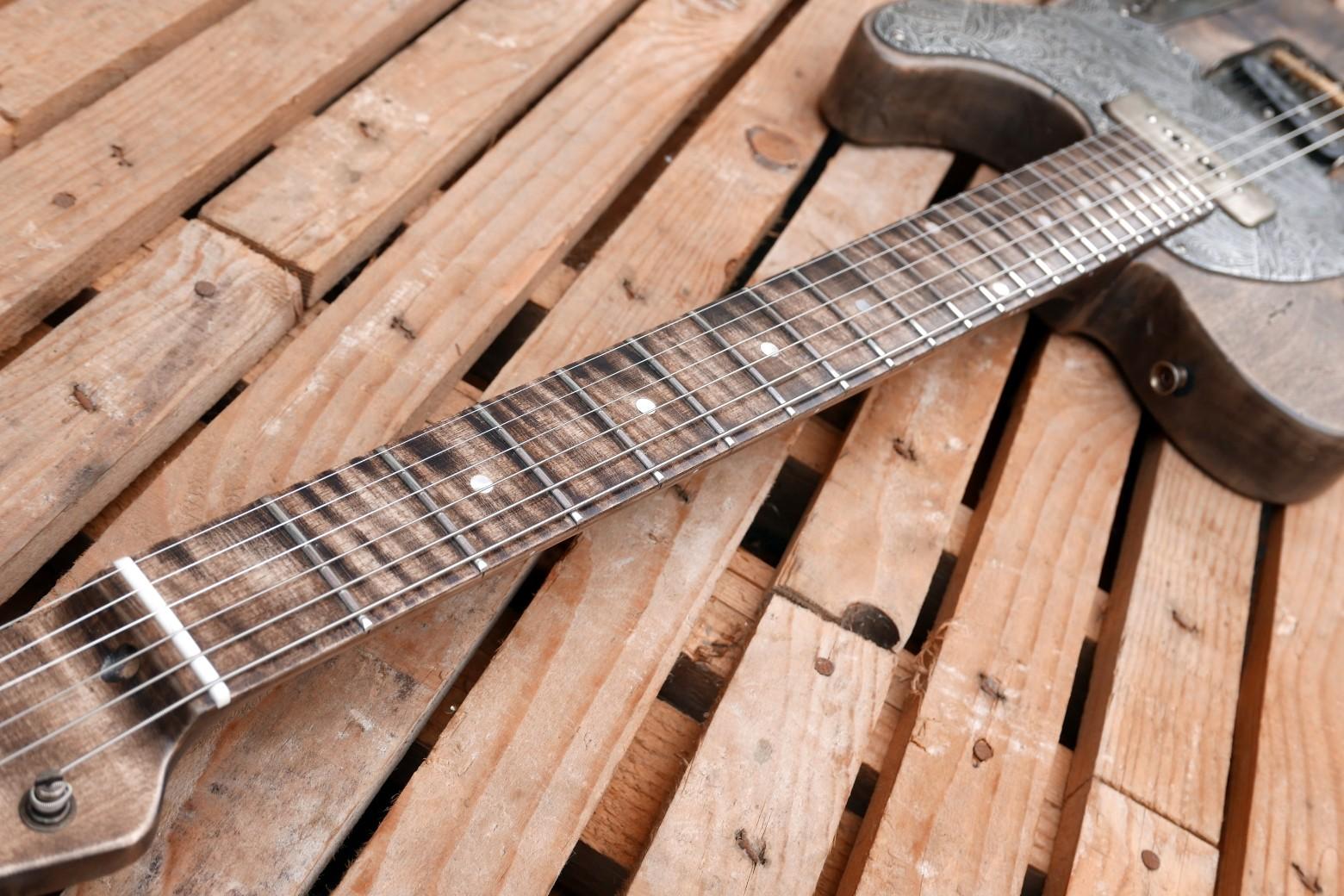 telecaster guitar fingerboard