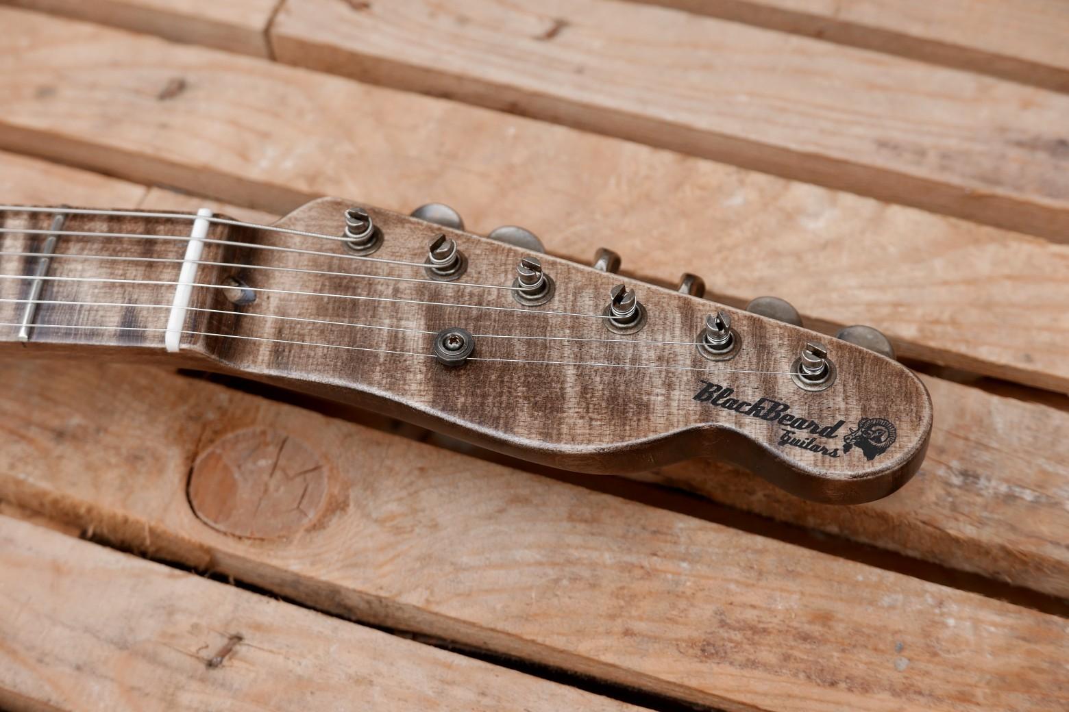telecaster guitar headstock