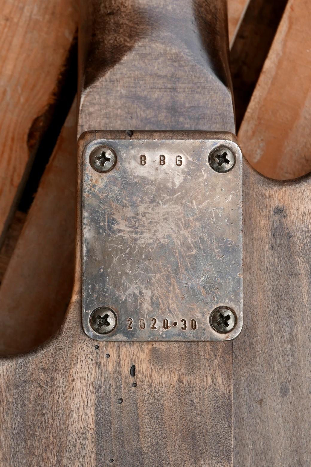 telecaster guitar neck plate