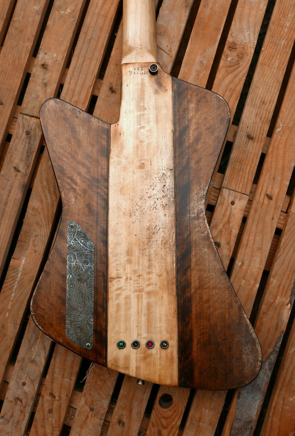 thunderbird bass body back