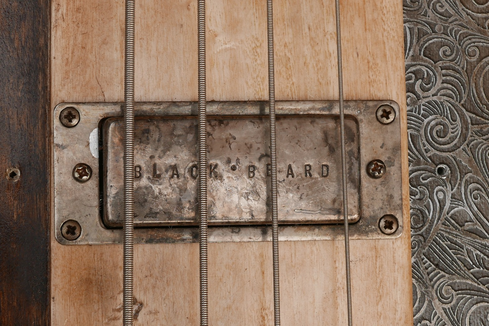 thunderbird bass minihumbucker pickup