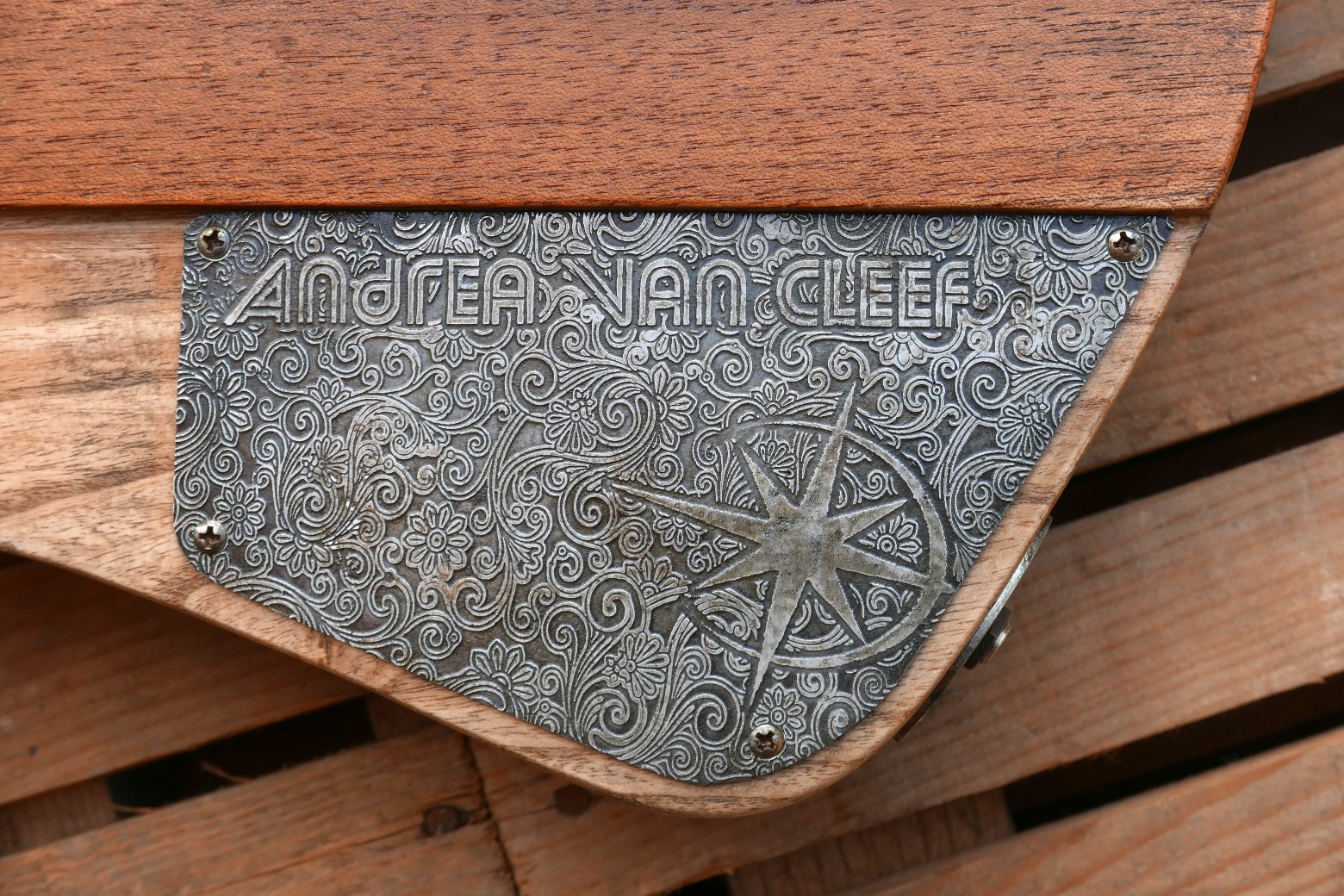 firebird body alluminium engraved