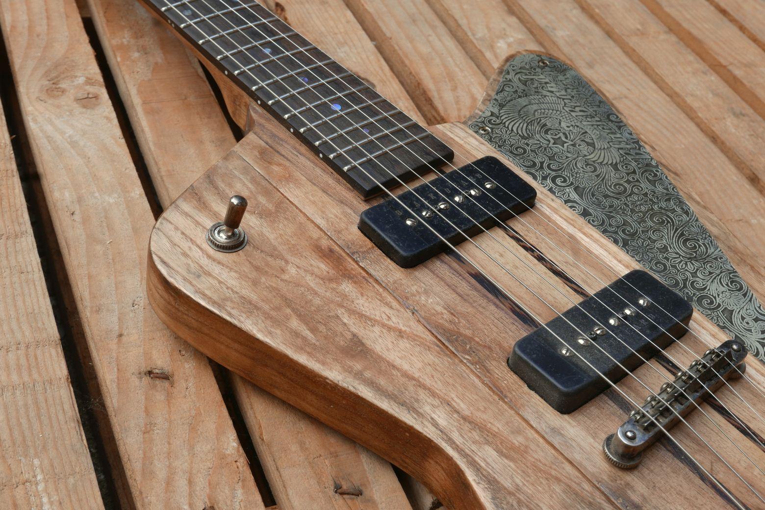 body guitar p90 pichups