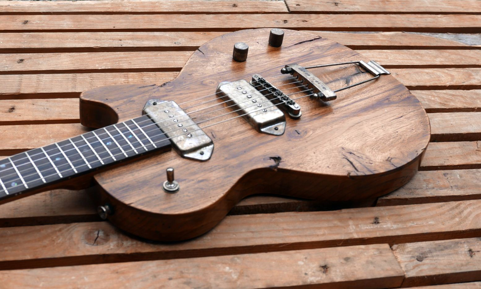 les paul junior body p90 dogear