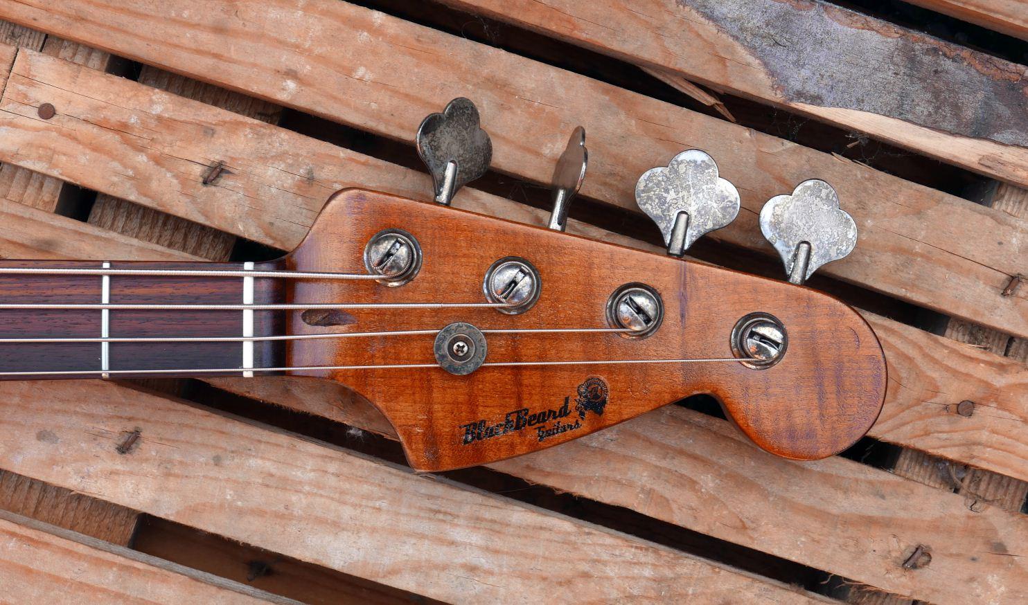 precision bass headstock