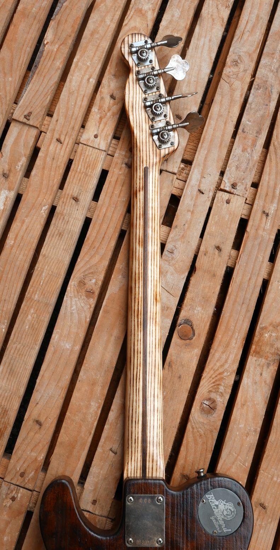 tele bass neck