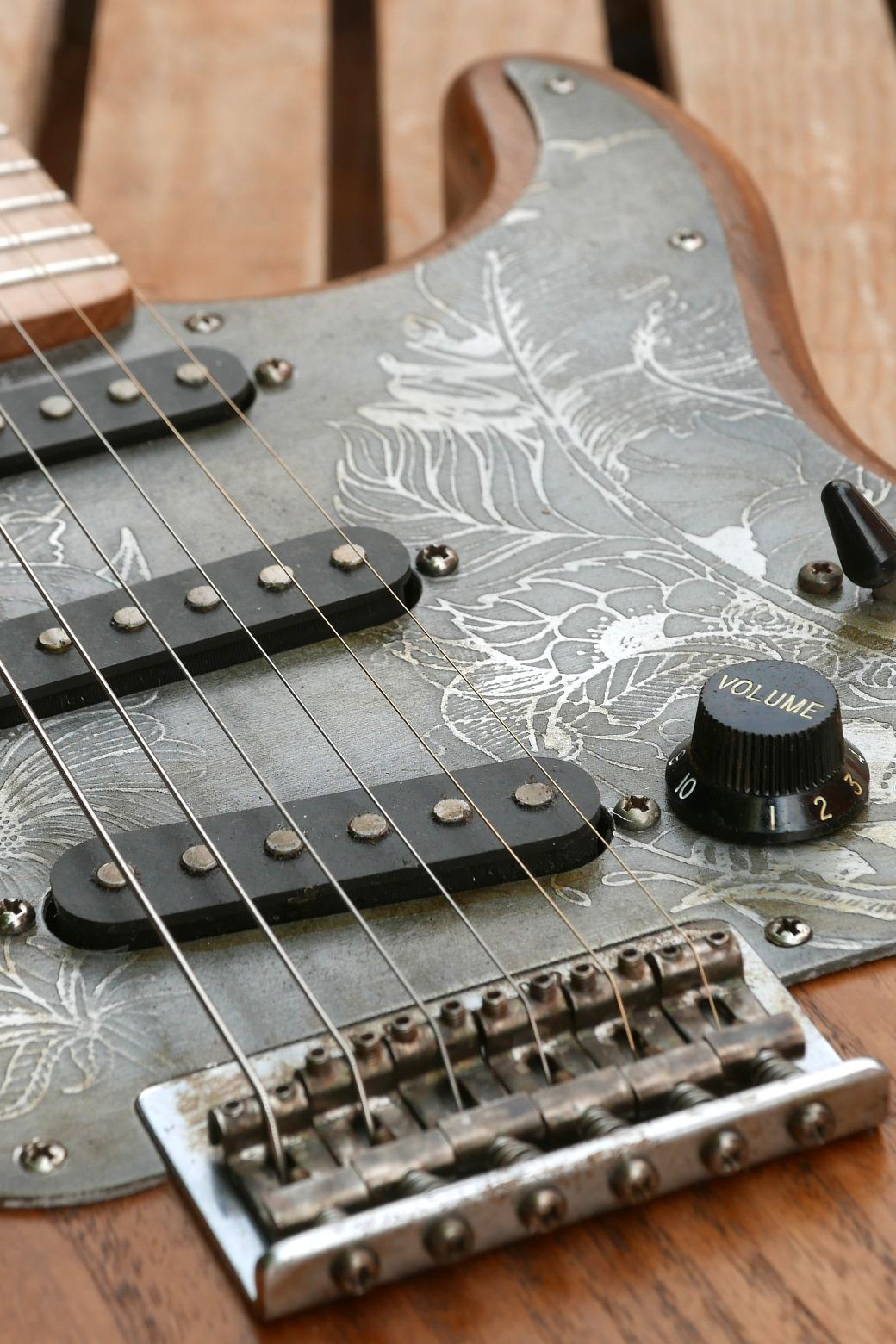 chitarra stratocaster pickups