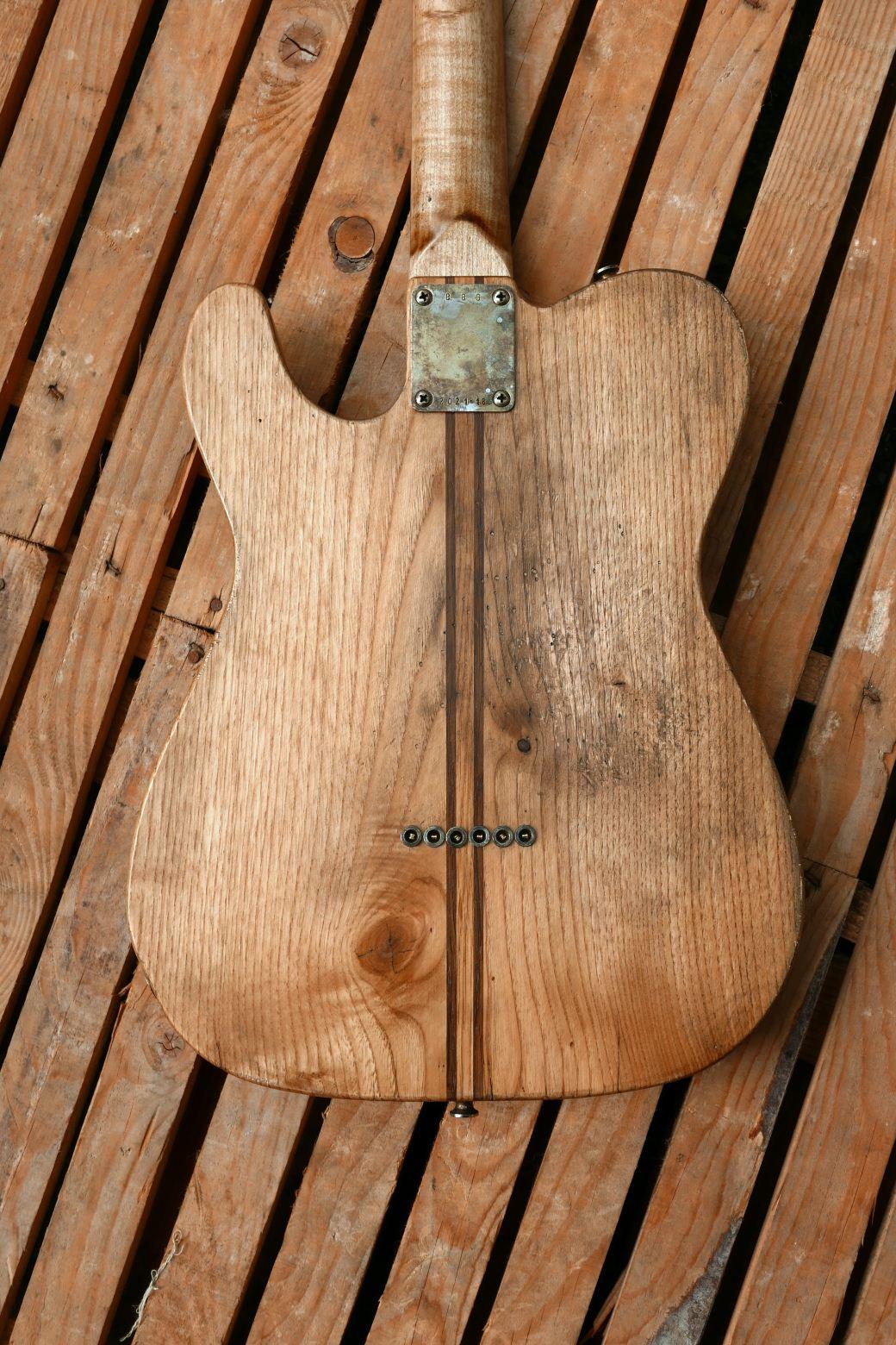 chitarra telecaster back
