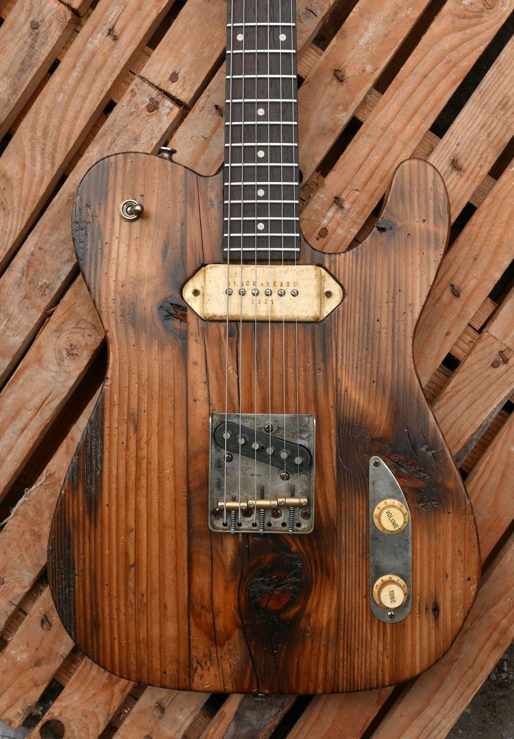 chitarra telecaster top