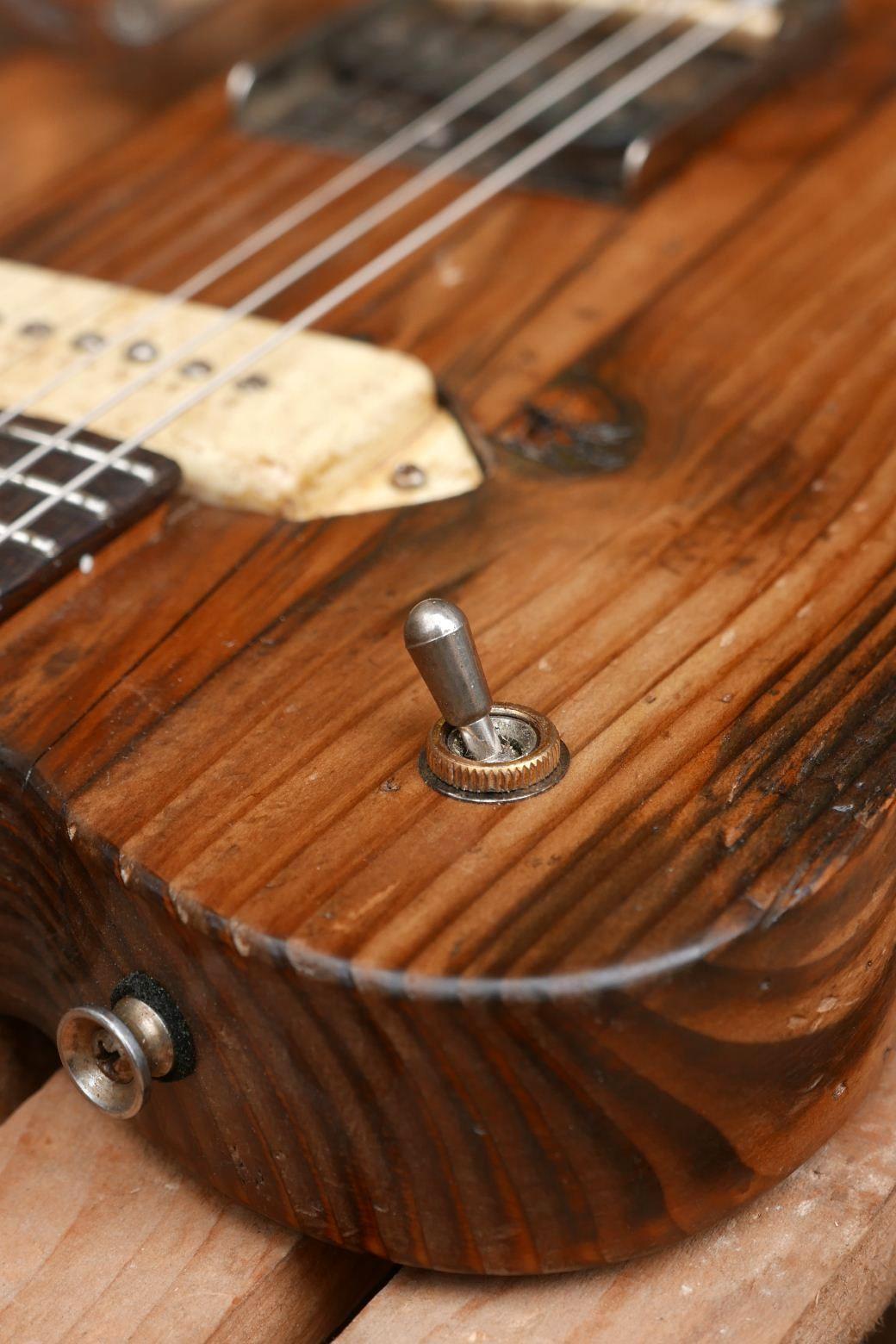 chitarra telecaster switch