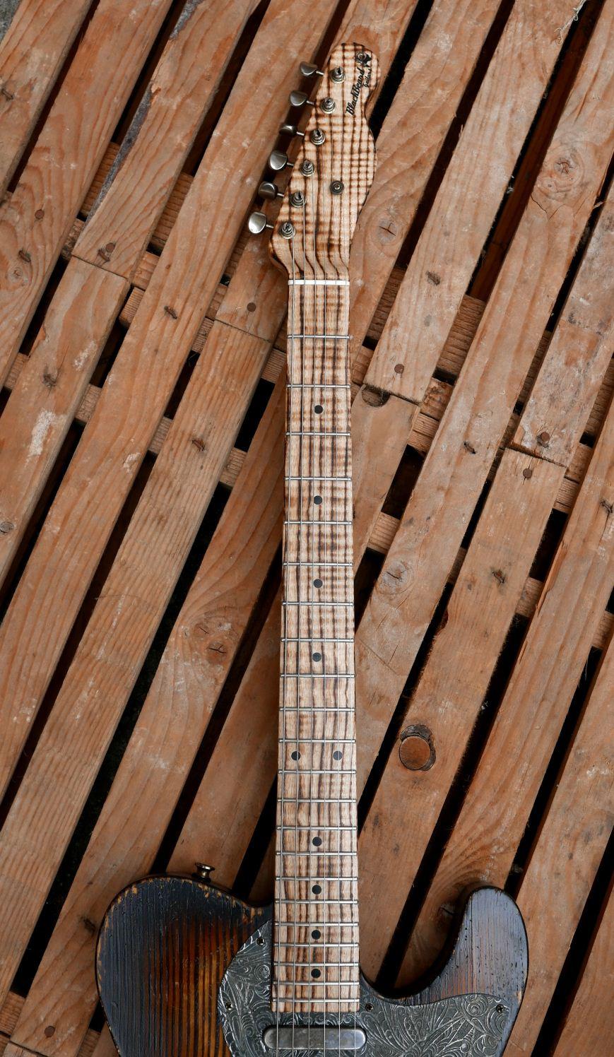 telecaster chitarra manico