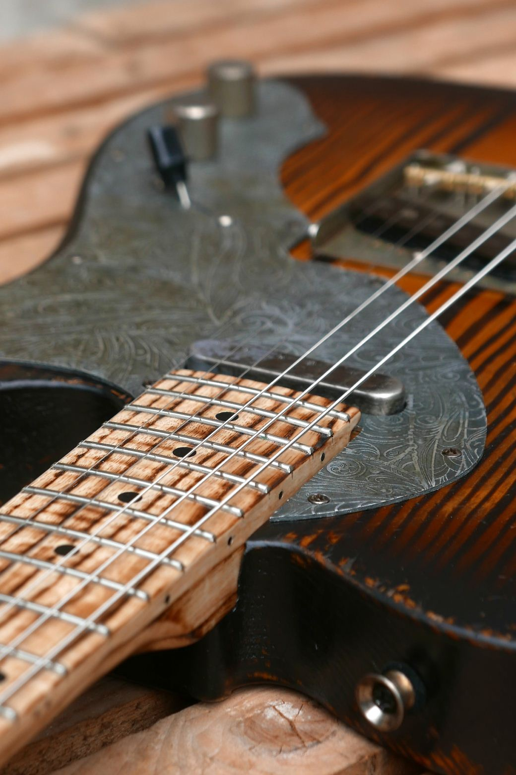 telecaster chitarra tastiera