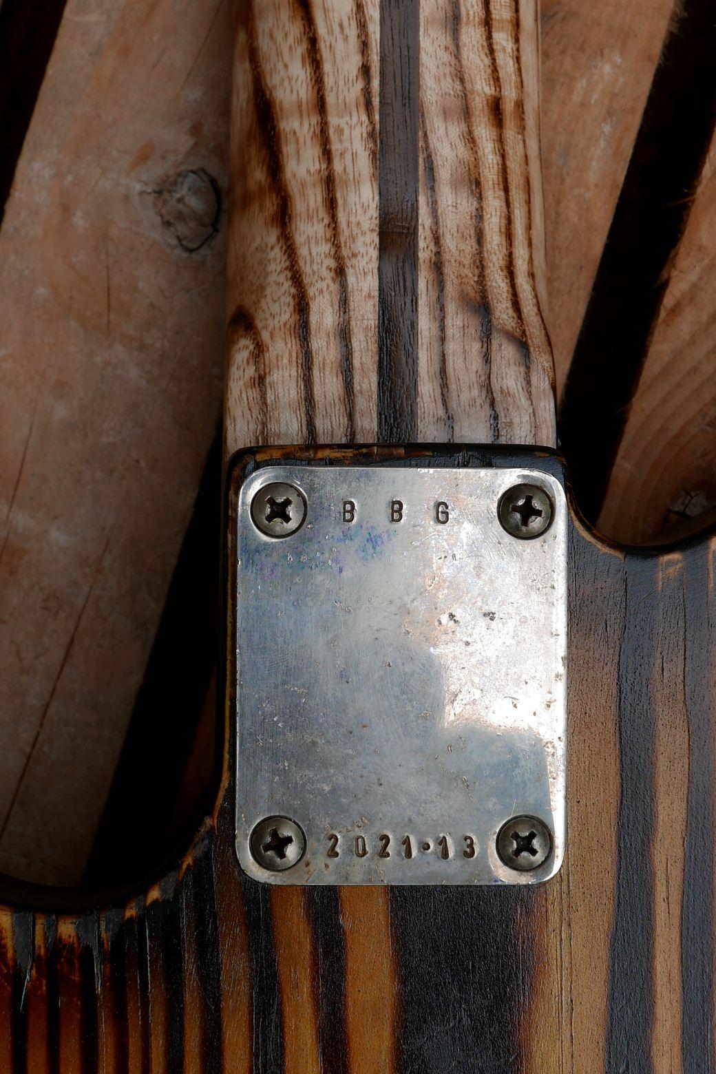 telecaster chitarra placca manico