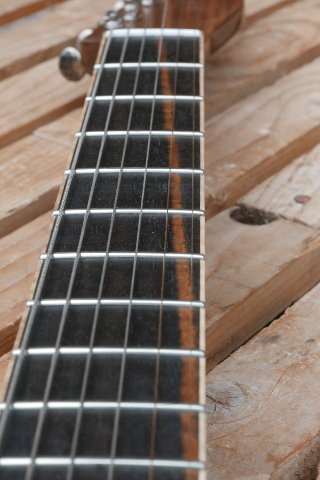 chitarra telecaster tastiera
