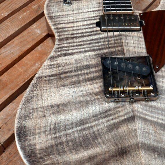 chitarra telecaster acero