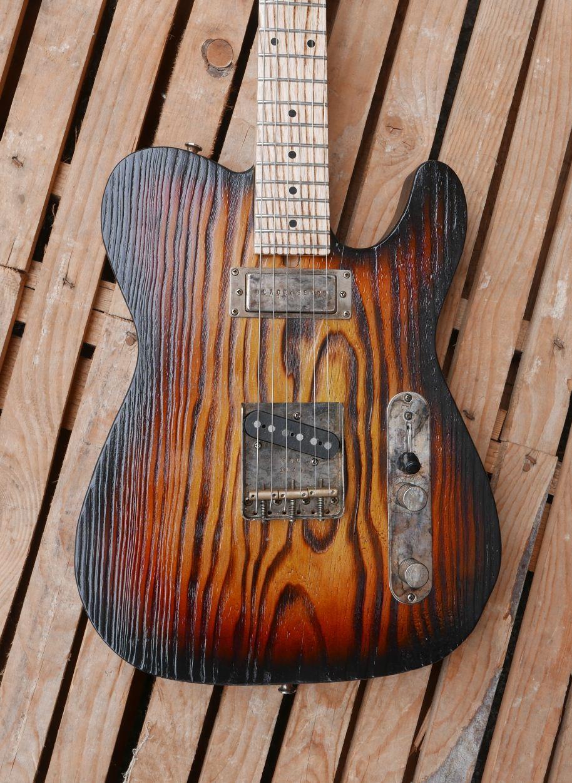 chitarra telecaster body