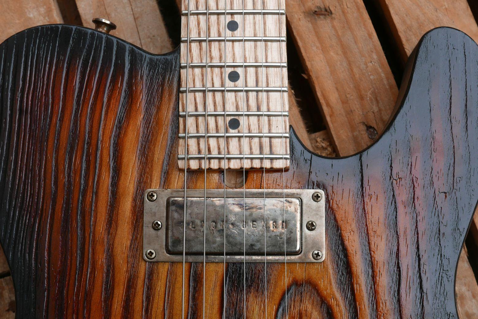 chitarra telecaster minihumbucker