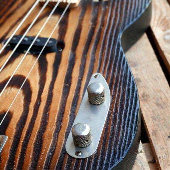 precision bass control plate