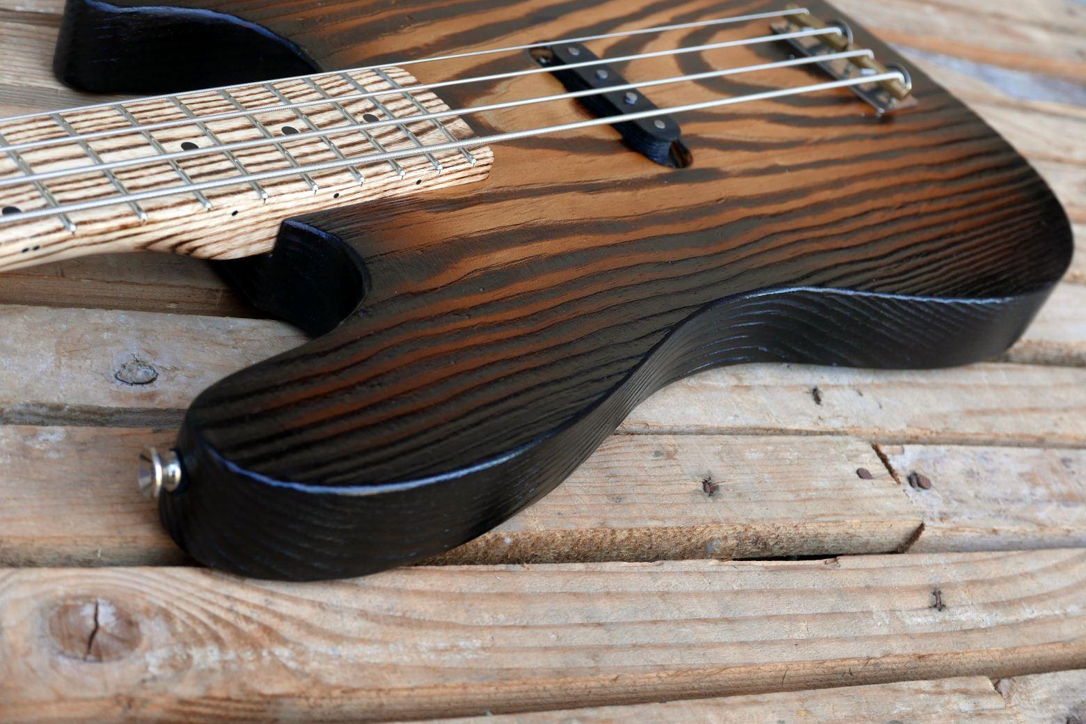 precision bass sunburst