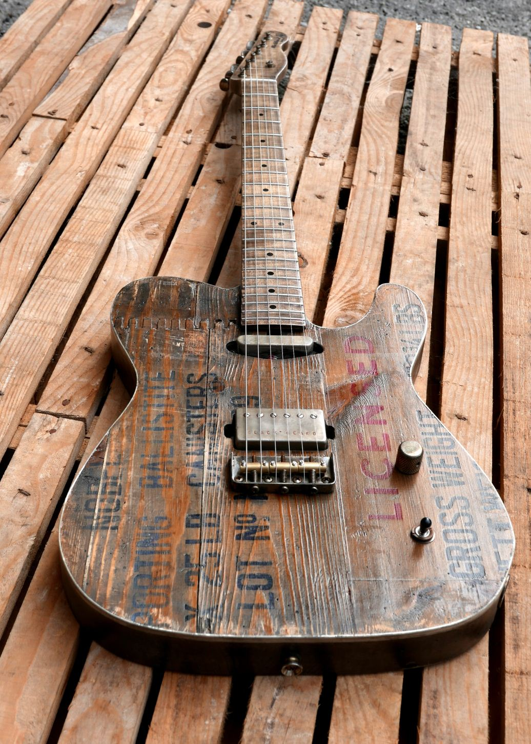 old crate top telecaster